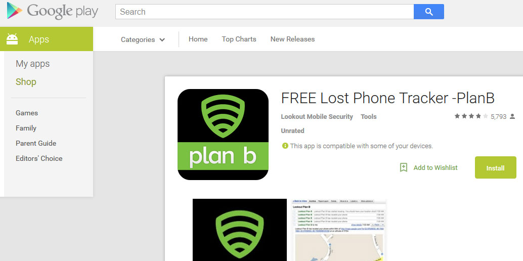 Find Your Lost Android Phone Without a Tracking App | Alienman Tech Blog