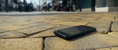 How to find a lost Android phone